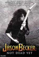 Jason Becker with guitar