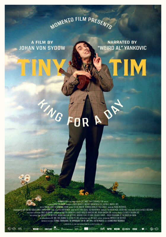 Tiny Tim: A King For A Day
